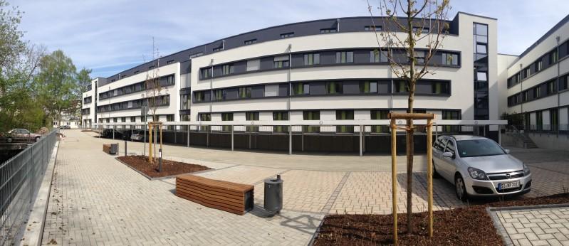 CCS Studentenwohnheim Aachen