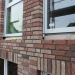 Fensterbankabdichtung in den Ecken nicht mehr fachgerecht herstellbar