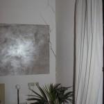 Trennriss infolge der nicht fachgerechten nachträglichen Abfangung einer tragenden Wand