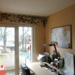 Schimmelpilzwachstum infolge fehlender Fenstersturzdämmung