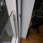 Absturzsicherung aus Glas, ohne Glaskantenschutz und Holm